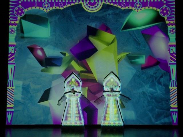 Новогоднее танцевально-мультимедийное шоу Зимняя сказка