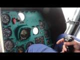 Учебно-тренировочные полеты экипажей армейской авиации в условиях низких темпе...