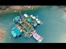 Greatness Ep 1 - Living On A Floating Island For 3 Days