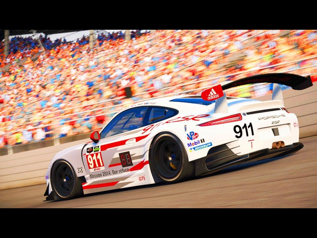 Project CARS 2 VR - Porshe 911 GT3 Gameplay Trailer 2017【HTC Vive Oculus Rift】Bandai Namco