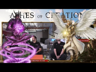 *GAMEPLAY* Ashes of Creation Kickstarter Livestream May 19, 2017 - Featuring Aggelos