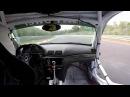 NÜRBURGRING Onboard Race car loses door at 280 kph
