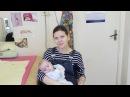 Массаж ребенок 1- 3 месяца, 2 часть