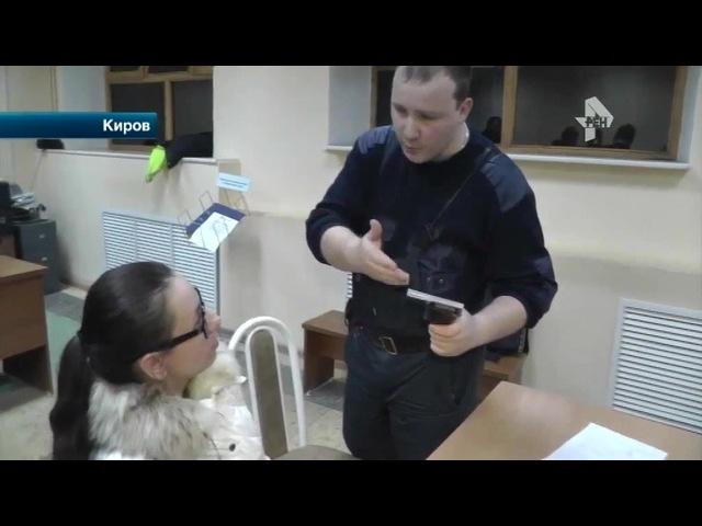 Женщина-юрист смутила гаишников
