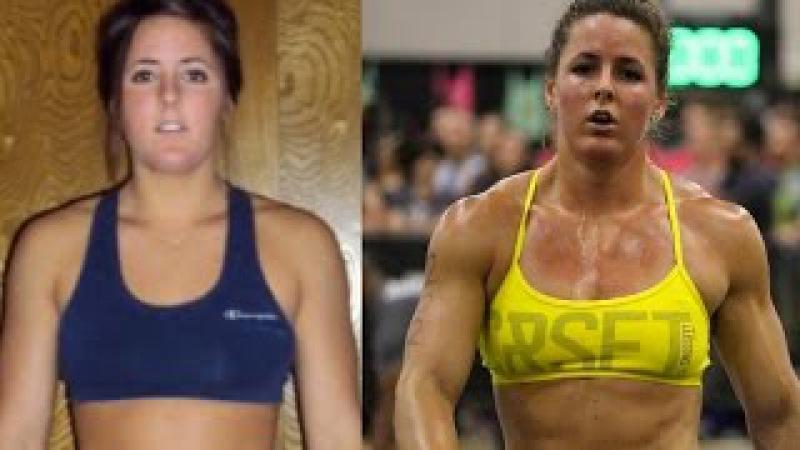 Awesome Crossfit Transformation || Female Athlete Stacie Tovar (follow @stacietovar)