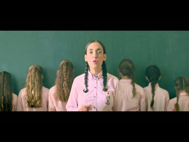 Victoria Hanna The Aleph bet song Hosha'ana Official video