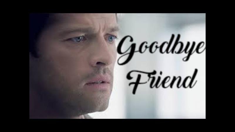 Castiel Tribute ~ Goodbye Friend {12x23}