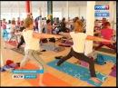 Йога-фестиваль прошёл впервые на Байкале, «Вести-Иркутск»
