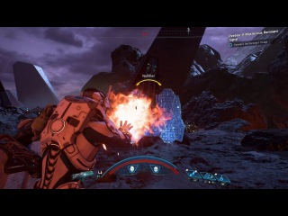 EXCLUSIVE MASS EFFECT ANDROMEDA Official CES 2017 Trailer