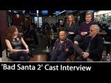 'Bad Santa 2' Cast Billy Bob Thornton, Christina Hendricks, Tony Cox, Brett Kelly Nov 1