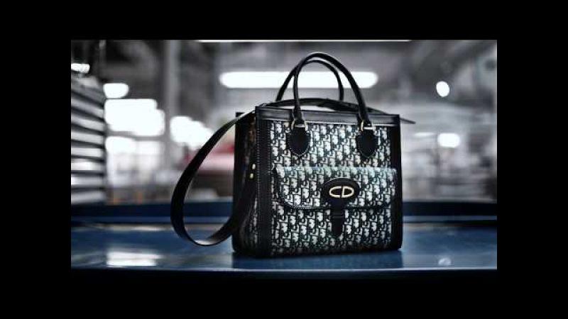 Dior Oblique Tote - Savoir-faire