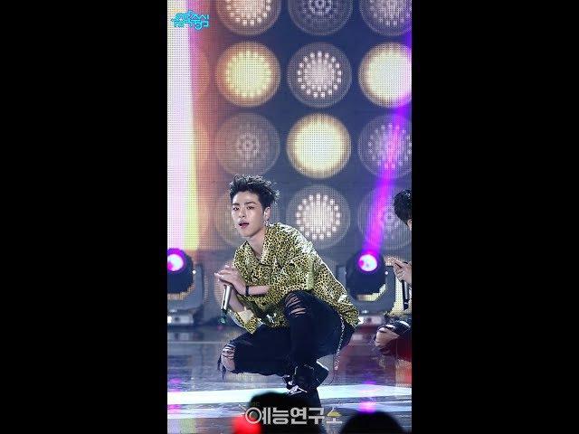 [예능연구소 직캠] 아이콘 벌떼 구준회 Focused @쇼!음악중심_20170527 B-DAY iKON JUNE