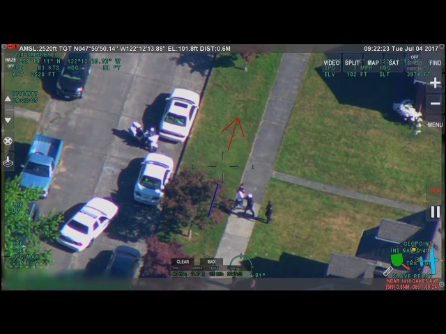 145MPH Motorcycle Police Chase