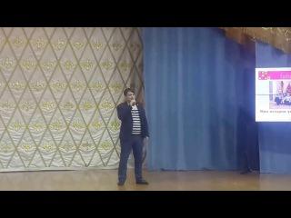 Национальный директор Николай Андрейко в Алматы