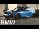 The new BMW 1 Series 2017. Official Launchfilm.