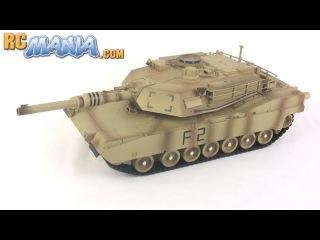 RC M1A2 Abrams Tank