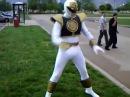 White Power Ranger in the Ghetto