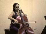 Tina Guo Saint Saens Concerto Rehearsal