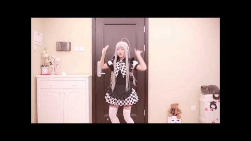 【Ririchiyo】 Koi wa Chaos no Shimobenari Dance It 【Haiyore! Nyaruko san W OP】⦅❀ KARUTA 歌留多Collection⦆