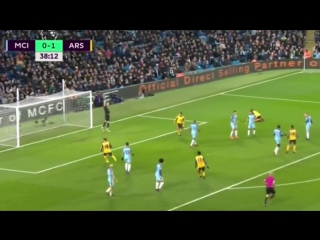 Манчестер Сити - Арсенал 2׃1 ОБЗОР МАТЧА