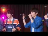 10.08.17 [Heyo TV] Yongguk, Shihyun, Woodam, Jinyoung - Haru haru (кавер на Big Bang)