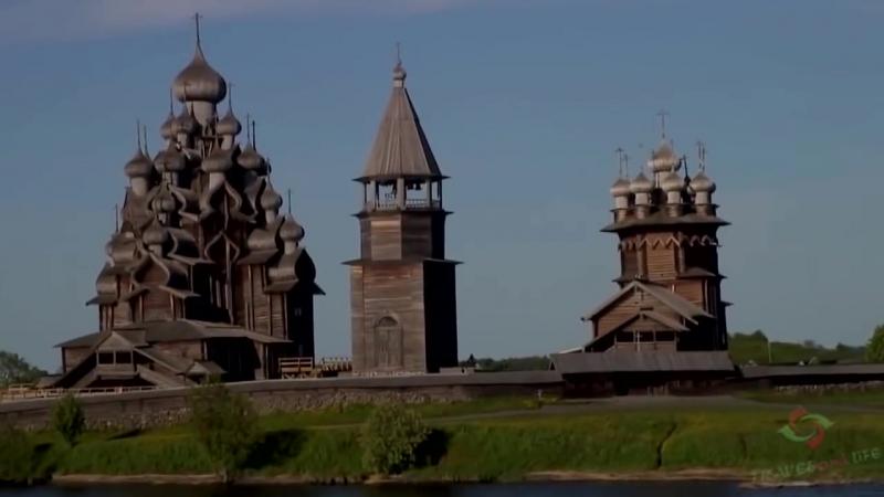 Путешествие. Остров Кижи. Россия. Петрозаводск. Kizhi. [Путешествие]