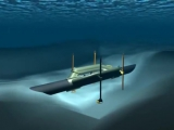 Сварка труб большого диаметра под водой. Технология подводной сварки в кессоне.