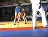 Чемпионат СССР 1990 г Улан-Удэ Бурятия 68 кг финал:Артур Муталибов (Махачкала)-Борис Будаев (Улан-Удэ)