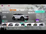Forza Horizon 3 - Blizzard Mountain - Снежное ралли - Запись стрима
