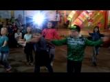 Танцевальная лихорадка 4 отряд (отбор)