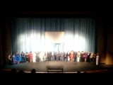 Открытие 225-й годовщины Курского драмтеатра. МОЕ СОЛНЦЕ УЖЕ НАЧИНАЮЩАЯ АКТРИСА!!!