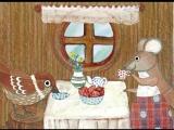 Шыр но ӟольгыри (мышь и воробей). удмуртская народная сказка. художник-мультипликатор Анастасия Фертикова. 2016г.