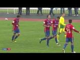 Товарищеский матч. ПФК ЦСКА - Анжи - 2:0   Обзор матча   08.10.2016