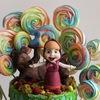 Ginger cupcake | Торты на заказ Севастополь