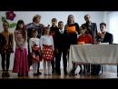 І шкільний фестиваль конкурс Зорепад талантів початкова школа 09 02 2017