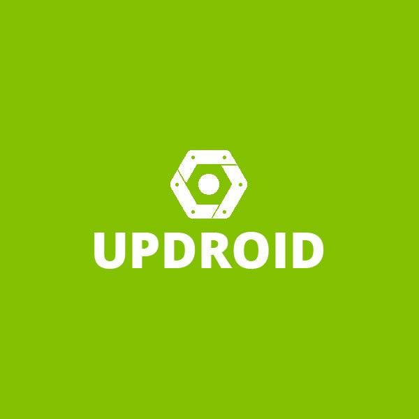 Updroid.ru - Разработка мобильных приложений