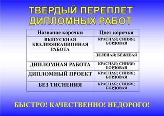 СРОЧНЫЙ ПЕРЕПЛЕТ ДИПЛОМА в УДГУ распечатка ВКонтакте Основной альбом