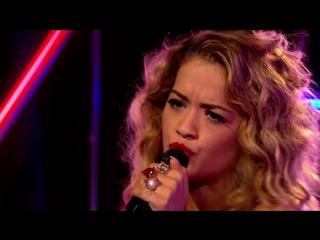 Rita Ora - Your Song  The One Show - 23 jun 2017) телешоу BBC The One Show Лондон Великобритания.