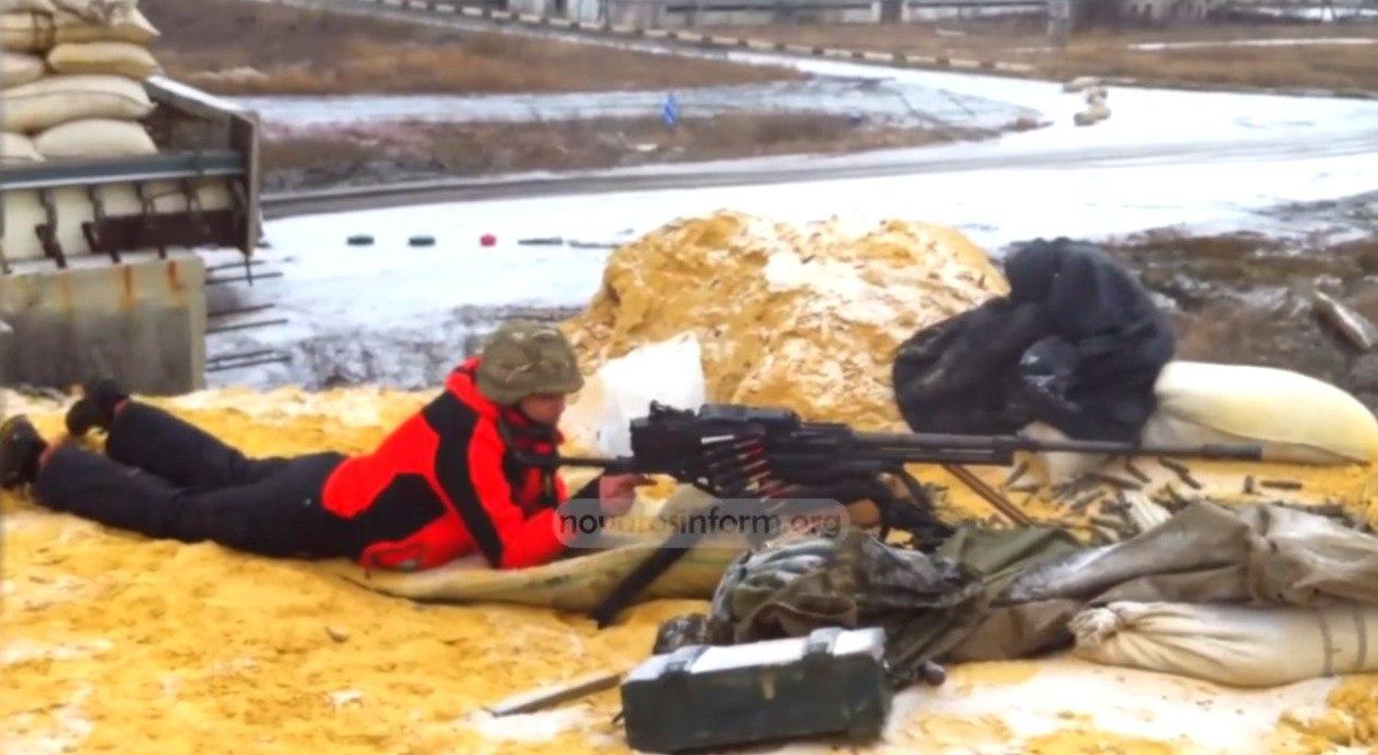 Боец Азова рассказал, сколько иностранцы платят за стрельбу по «сепарам»
