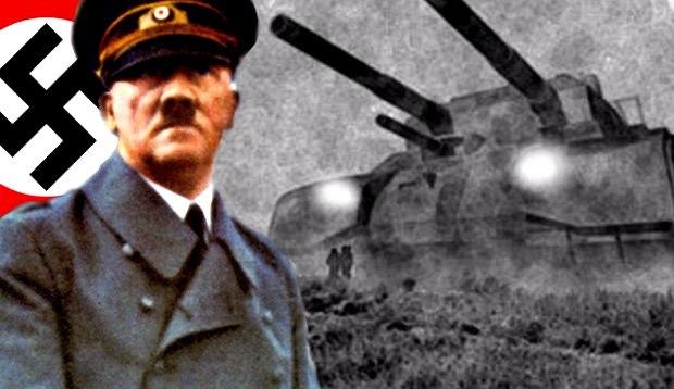 1000 тонн стали, чтобы уничтожить Европу: уникальный танковый монстр Гитлера