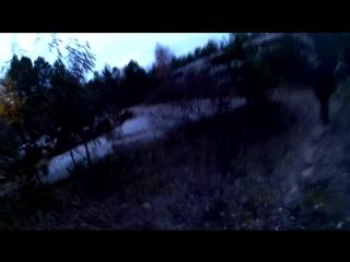 """Нелегалом по ЧЗО. Часть 8. Ночной путь к РЛС """"Дуга"""""""