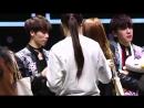 FANCAM ◆ 170225 ◆ Seonghwan hitouch @ BOYS24 LIVE