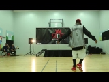 Josh Williams Choreography Beyonce - Drunk in Love 50 Cent - Candy Shop Winter Camp 2016