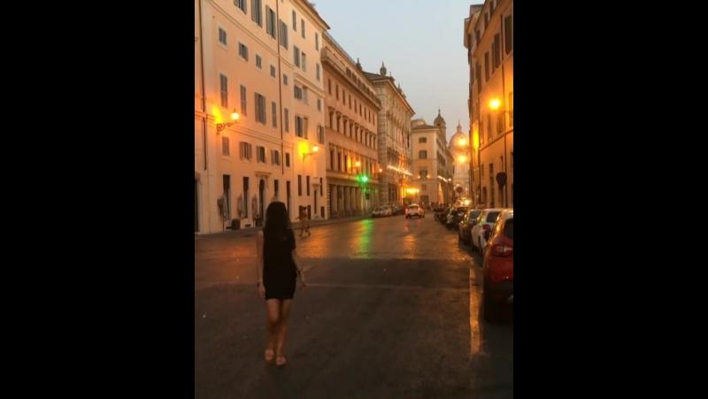 Roma santeustachio piazza nova 🚏... Рим 18.08.2017