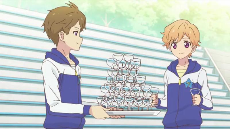 Aikatsu Stars! / Айкацу Звёзды! - 58 серия [RAW]