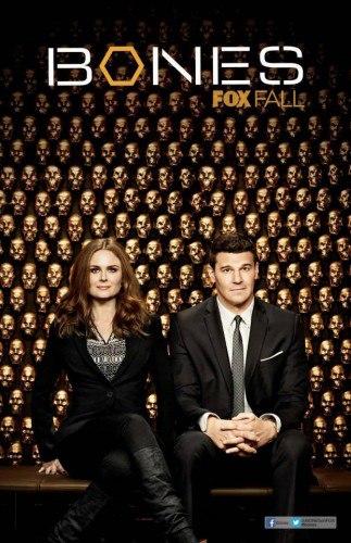 Кости 12 сезон 1-3 серия ColdFilm | Bones