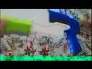 Обзор бластера нёрф супер сокер Скатербласт
