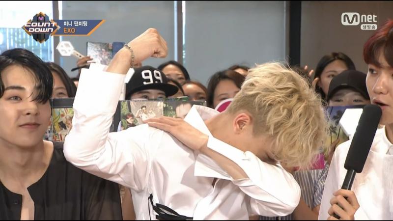 |170720| EXO - Mini Fan Meeting M!Countdown