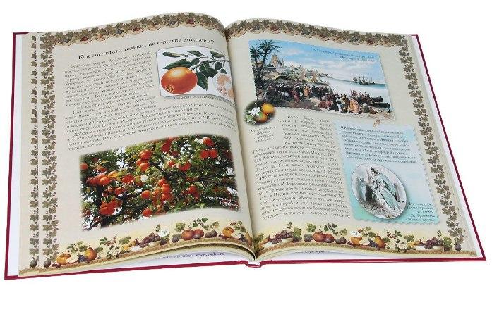интересно о деревьях и фруктах книга для детей