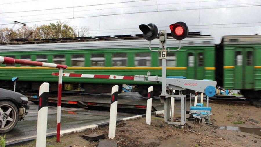 В Гусеве на ремонт закроют ж/д переезд